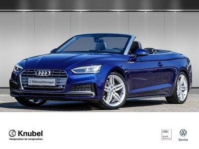 gebraucht Audi A5 Cabriolet 2.0 TFSI S-Line*Navi+*LED*19Zoll*GRA*Magnetic Ride
