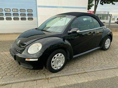 gebraucht VW Beetle NewCabriolet 1.9 TDI