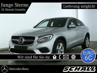 gebraucht Mercedes GLC350 d 4M COUPÉ AHK/DISTR/GSHD/LED/COMAND/360