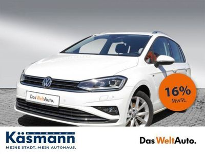 gebraucht VW Golf Sportsvan 2.0 TDI Join R-LINE+LED+AHK+NAVI
