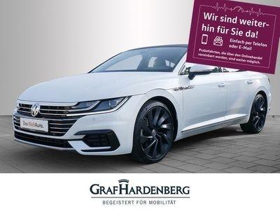 gebraucht VW Arteon 2.0 TDI 4Motion DSG R-Line ACC AHK LED