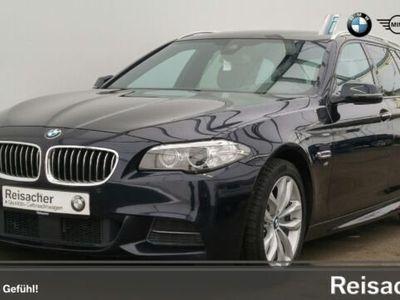 gebraucht BMW 530 d A xDrive M Sport,Nav,AHK,ACC,RFK,HUD,StHz,