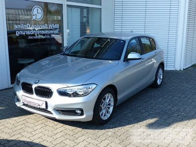 gebraucht BMW 116 i 5-TÃŒrer
