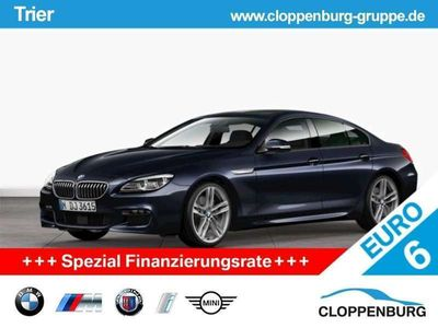 gebraucht BMW 640 d xDrive Gran Coupé M Sportpaket Head-Up DAB