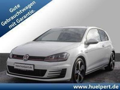 gebraucht VW Golf VII GTI Performance Navi Xenon