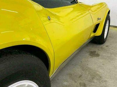 gebraucht Chevrolet Corvette Stingray Corvette C3Targa H-Gutachten TÜV...