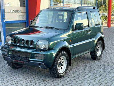 gebraucht Suzuki Jimny JIMNY*1.3 4WD*RANGER*KLIMA*RADIO/CD*