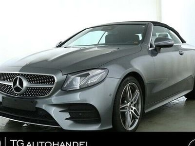 gebraucht Mercedes E200 AMG Line MULTIBEAM LED+KAMERA+TOTWINKEL