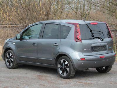 gebraucht Nissan Note 1.5 dci DPF Navi, KeylessGo, Klimaautomatik