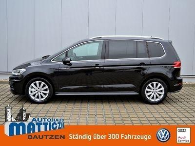 gebraucht VW Touran 1.4 TSI BMT DSG R-LINE/HIGHLINE/7-SITZER/