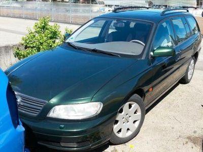 gebraucht Opel Omega Caravan 2.2 16V Automatik 144PS Benzin EZ 04/2000