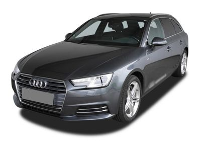gebraucht Audi A4 Avant 3.0 TDI qu. S-line NAVI LEDER STDHZG XENON