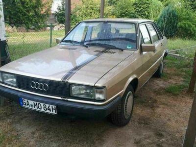 gebraucht Audi 80 B2 1.6 Typ81 2.Hand