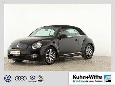 gebraucht VW Beetle Cabriolet 1.2 TSI Allstar *Navi*Leder*Sitzheizung