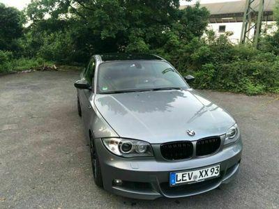 gebraucht BMW 123 Coupé d M packet