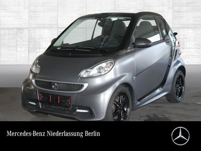 gebraucht Smart ForTwo Cabrio 52kWmhd passion BRABUS Navi Servo