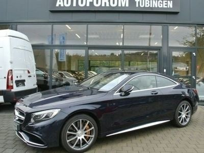 gebraucht Mercedes S63 AMG AMG 4MATIC Coupé *KERAMIC Bremse*VMAX*