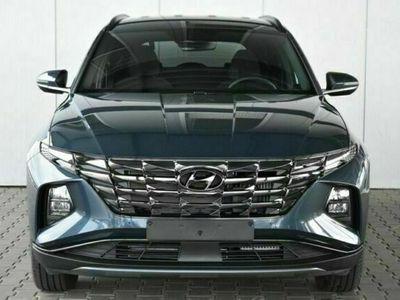 gebraucht Hyundai Tucson 1.6 T-GDI Mild Hybrid 230PS Automatik