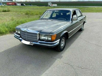 gebraucht Mercedes 280 Mercedes Benz W116SEL H-Zulassung 2. ...