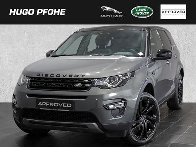 gebraucht Land Rover Discovery Sport HSE TD4