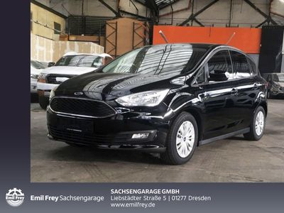 gebraucht Ford C-MAX COOL&CONNECT, 1.0 EcoBoost Start-Stopp-Sys