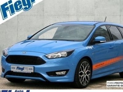 used Ford Focus Turnier 2.0 TDCi DPF Start-Stopp-System Aut. ST-Line