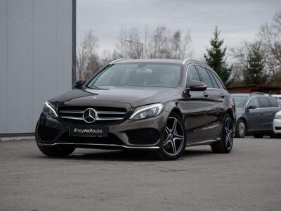gebraucht Mercedes 220 CT AMG Line *LED*Navi*Leder*Kamera*ACC*9G*