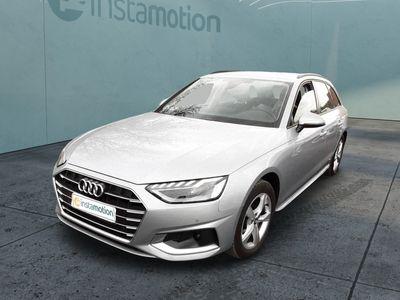 gebraucht Audi A4 A4Avant 35TFSI advanced /LED/Navi+/Kamera