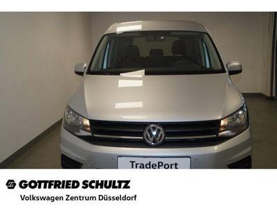 gebraucht VW Caddy 2.0 TDI Trendline - Klima,Sitzheizung,Servo,