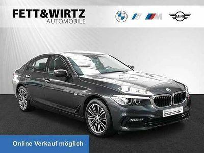 gebraucht BMW 540 Neu i xDrive Aut. Sport Line NaviProf HiFi GSD