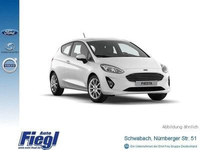 used Ford Fiesta 1.1 TREND