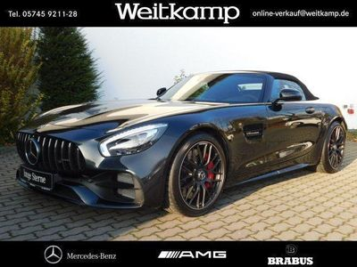 gebraucht Mercedes AMG GT C Roadster Perf.S.+Night-P.+Distr.+Memory HiFi