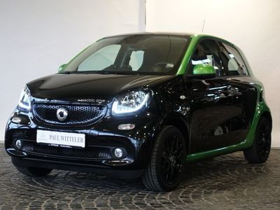 gebraucht Smart ForFour Electric Drive Prime/Leder/Navi/Pano-Dac