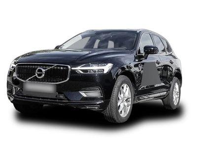 gebraucht Volvo XC60 XC60Momentum Pro AWD B4 Diesel EU6d-T Leder LED Navi Keyless e-Sitze RÃŒckfahrkam. Allrad