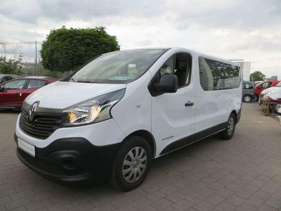 gebraucht Renault Trafic Grand Kombi Passenger 1.6 dCi Expression