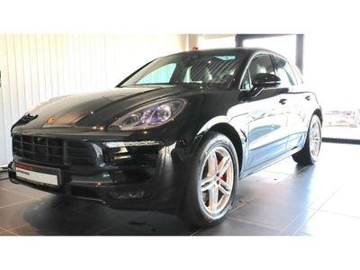 gebraucht Porsche Macan Turbo quot,Panorama Dach, DAB+ uvm. quot,