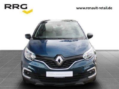 gebraucht Renault Captur CapturLIMITED DELUXE TCe 90 Navigation, Einpark