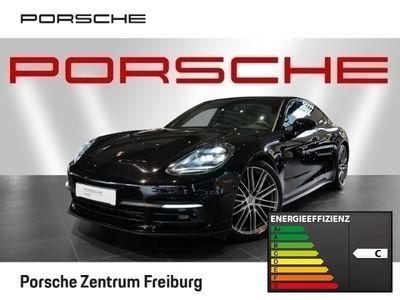 gebraucht Porsche Panamera 4S BOSE LED Sportabgasanlage 21-Zoll