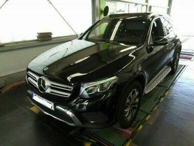 gebraucht Mercedes 220 GLC4M AMG/PANO/TRITT/BURM/LED/KAM/DISTR.+