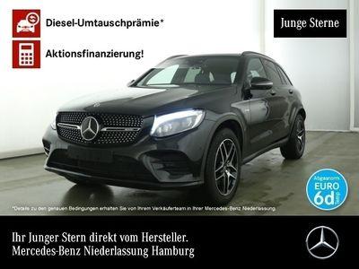 gebraucht Mercedes GLC43 AMG AMG 4M Fahrass 360° Pano Distr. COMAND AHK