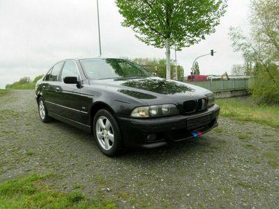 gebraucht BMW 523 i Klimatronik el. FH AluF TÜV= 01/2023 VB