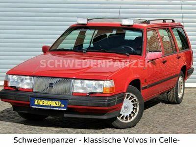 gebraucht Volvo 940 Turbo-Diesel D24TIC M90 Getriebe HU/AU 08/2022