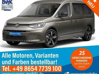 gebraucht VW Caddy Maxi Start (D9) 2.0 TDI 102