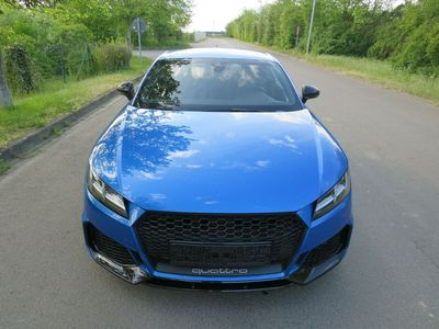 gebraucht Audi TT RS Coupe 2.5 TFSI S tronic B&O Keramik Matrix