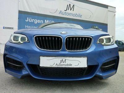 gebraucht BMW M240 240Baureihe 2 Coupe M240i/Navi/SHD