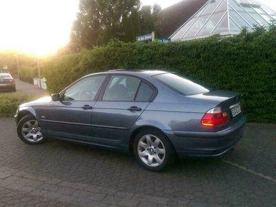 gebraucht BMW 316 e46LPG