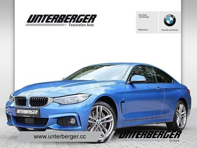 gebraucht BMW 440 i xDrive UPE 79.360 € M Sportpaket Head-Up HK HiFi UPE