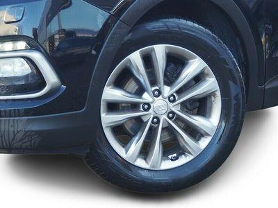 gebraucht Hyundai Santa Fe Santa Fe22l CRDi 2WD Aut. Style Panorama Navi