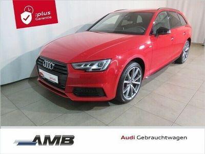 gebraucht Audi A4 Avant g-tron Sport S line black S-tr/AHK/Matrix/Nav+/5J.Garantie
