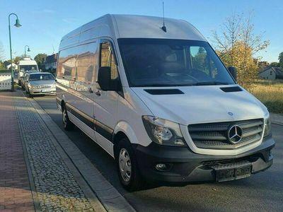 gebraucht Mercedes 316 CDI (BlueTec) Sprinter. Top Vollausstatung